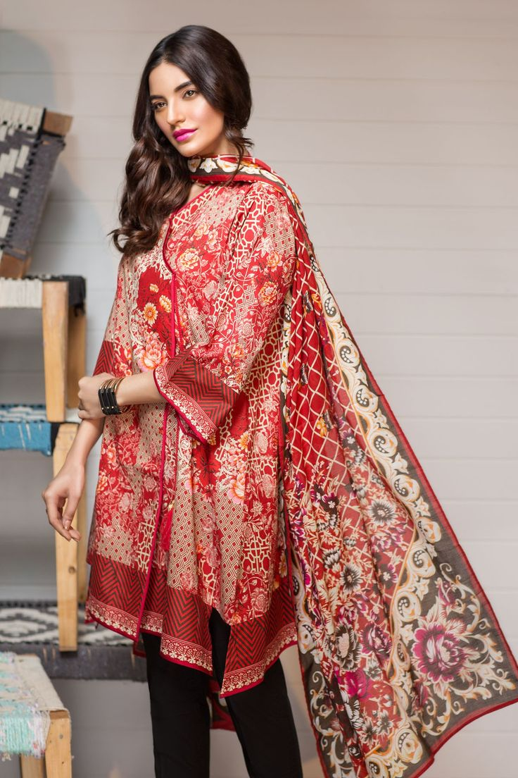 Best 25  Pakistani casual wear ideas on Pinterest | Kurti ...