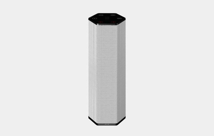 Sound BlasterAxx AXX 200 zmieni sposób w jaki ciszysz się dźwiękiem i komunikujesz się. Jego zintegrowany procesor dźwięku SB- Axx1 ™ poprawia wszystkie funkcje odtwarzania dźwięku i nagrywania w czasie rzeczywistym, przynosząc doświadczenie dźwięku daleko poza tym z innych głośników bezprzewodowych. Dodatkowo jest wyposażony w szereg innych unikalnych funkcji.)