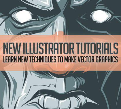 25 Adobe Illustrator Tutorials – Learn New Techniques to Make Vector Graphics