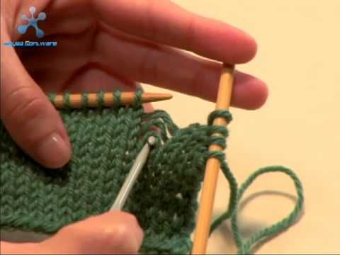 This tutorial helps when your stitch slips off of your needle. Dont worry, you dont have to undo all of your work because you screwed up. One useful thing to have is a crochet hook. It'll be a helpful tool.