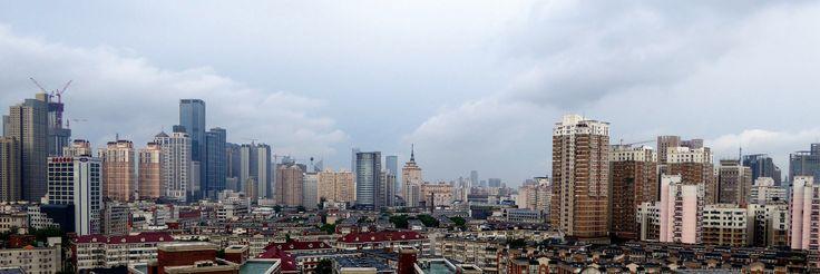 https://flic.kr/p/nzmhRR | Skyline - Tianjin, China