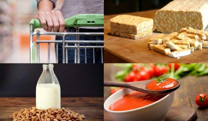Lista de supermercado que podría ser una gran aliada para una variada dieta