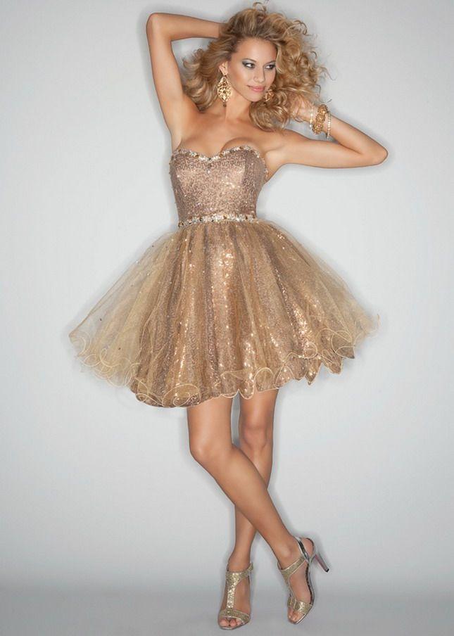 48 besten Prom & Homecoming Dress Bilder auf Pinterest ...