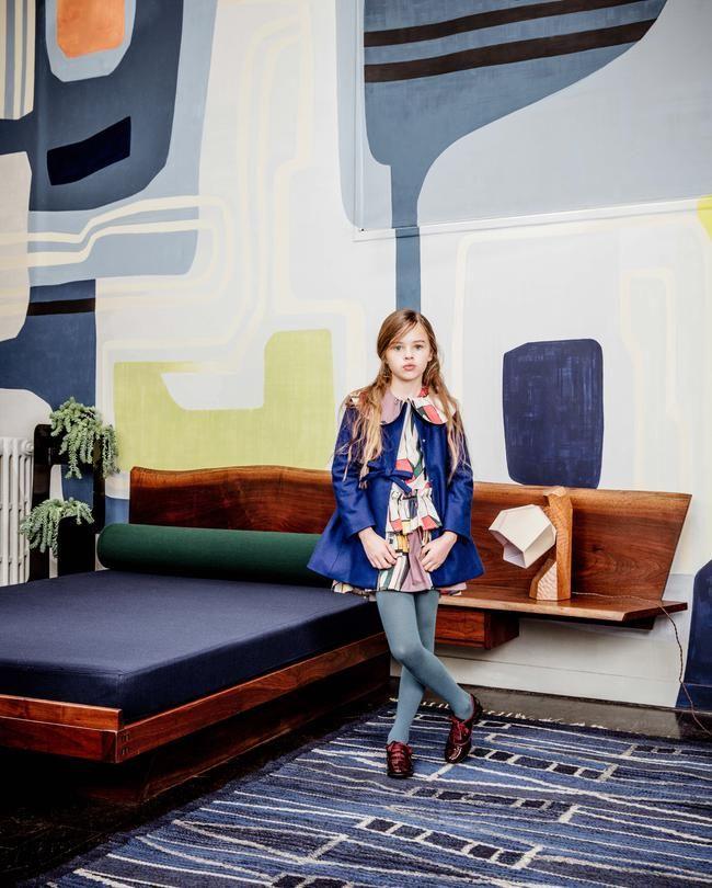 Wall Over   MilK - Le magazine de mode enfant
