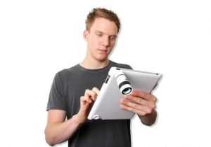 Cadou Eye Scope iPad 2