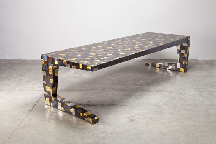 Table Nomad Deluxe by ENDSIDE ORIGINALS