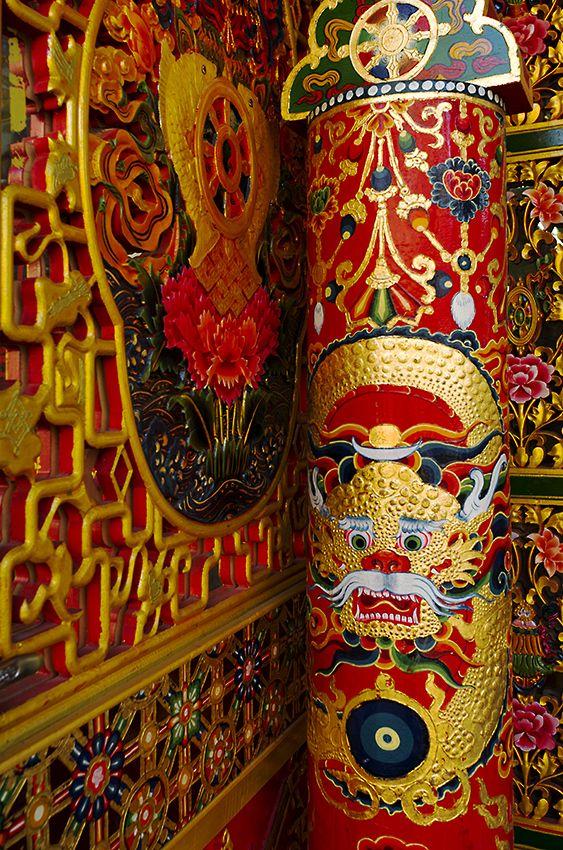 Door. Tibetan Art.  by Luis Castañeda on 500px                              …