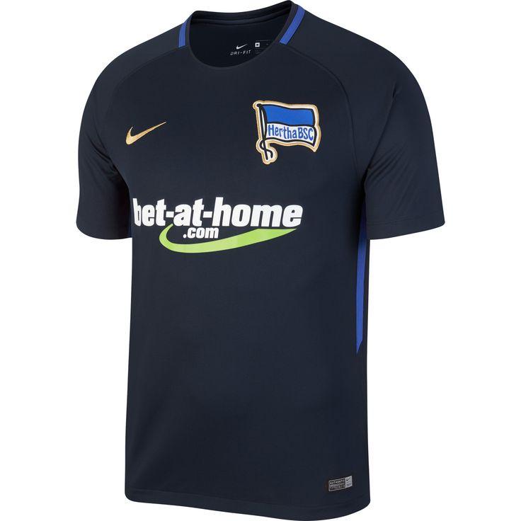 Hertha BSC Shirt Uit 2017-2018