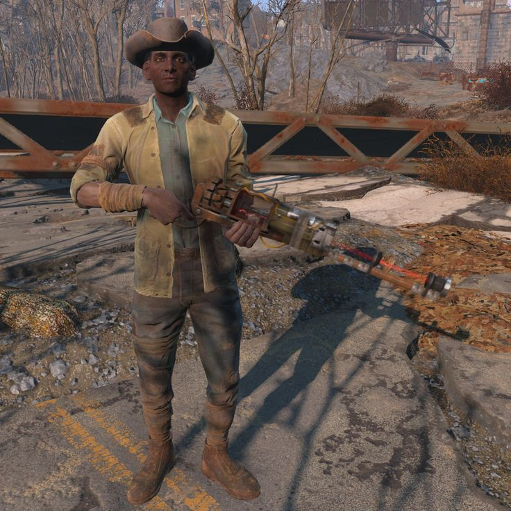 Preston Garvey impersonator | Fallout Wiki (1400 hours in the game and I just found out about this) #Fallout4 #gaming #Fallout #Bethesda #games #PS4share #PS4 #FO4