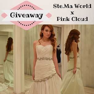 Wedding dress Giveaway