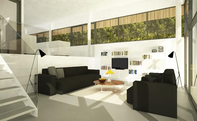 Villa 8A, interior design, www.villa8a.nl
