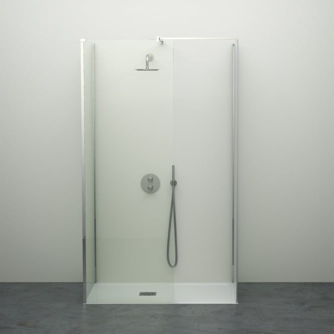 Modern Complete Walk In Shower Enclosure Kit D All Sizes With