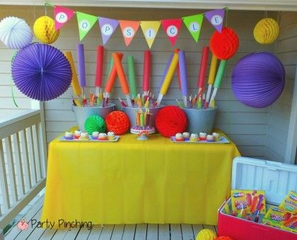 339 best Candyland Ice Cream parties images on Pinterest