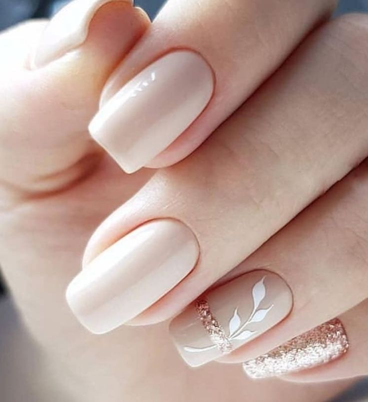 50+ Cute Nail Art Designs for Short Nails 2019
