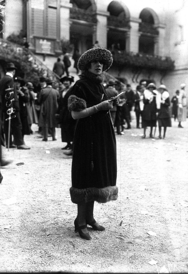 1919. Парижская мода эпохи «испанки» 1919. Парижская мода эпохи «испанки». Часть…