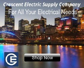THE CROWDS AWARD…Electric Supply CRESCENT ELECTRIC SUPPLY COMPANY , Established in 1919 , Think Safety , Your One-Stop Shop for All of your Electrical Needs! Shop over 200K of Industrial, Commercial, and Residential Electrical Products !Save Up to 70% on Electrical Clearance Products! THE SMART BUDGET…