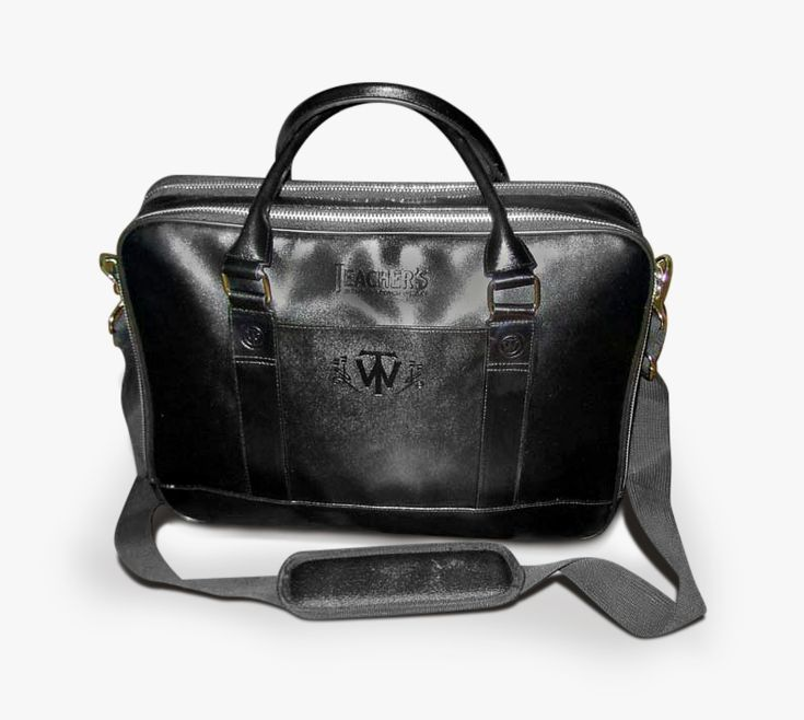 A laptop bag is a perfect GWP for people on the go just like this one made by Merch&Effect for Teacher's.