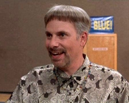 "Christopher Guest as Corky St. Clair in ""Waiting for Guffman"""