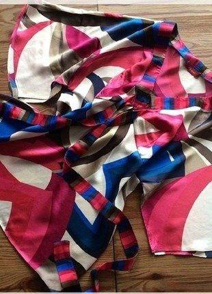 Kup mój przedmiot na #vintedpl http://www.vinted.pl/damska-odziez/bluzki-z-krotkim-rekawem/18497884-monsoon-kolorowa-bluzka-letnia-rozm36-w-stylu-kimono