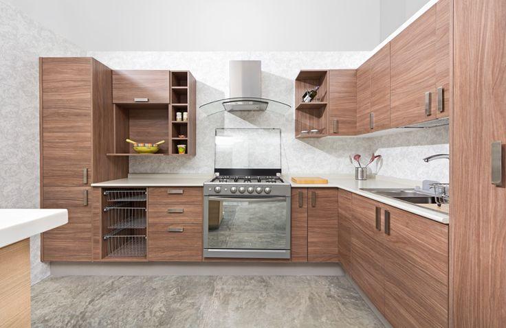 Línea de Cocinas Integrales Constructa : Mödul Studio, cocinas, closets y baños en México
