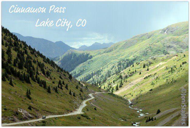 Cinnamon Pass, Lake City, Colorado