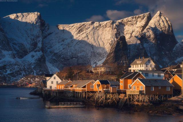 Ρέινε, Νορβηγία