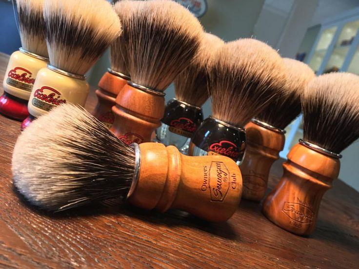 Handmade Shaving Brushes - Semogue - Portugal