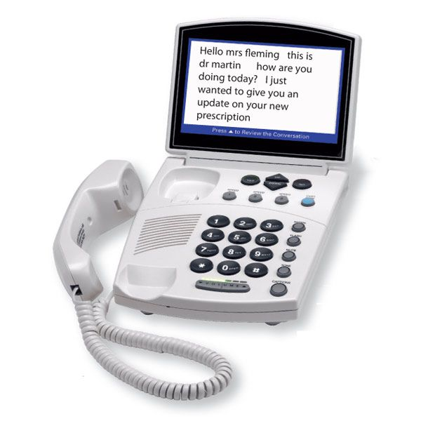 Adult cannot call hear phone ring