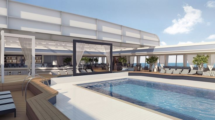 The latest addition to the P&O Australia fleet, Pacific Aria, is scheduled to make its debut voyage in November 2015.