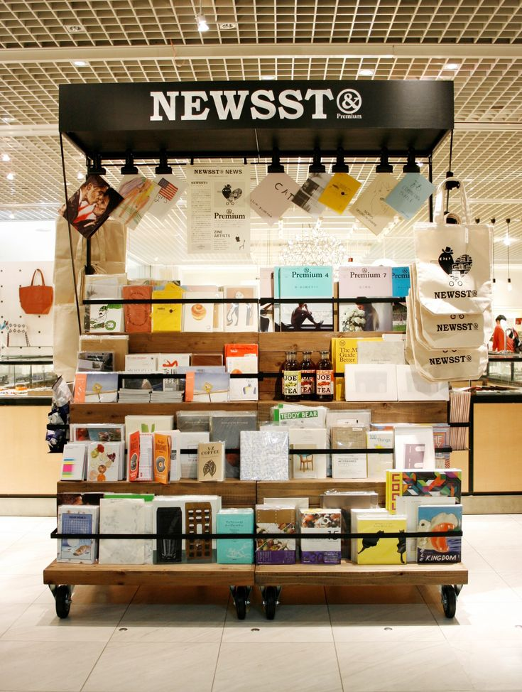 NEWSST&Premium at The Conran Shop Japan | 2014.7.17~
