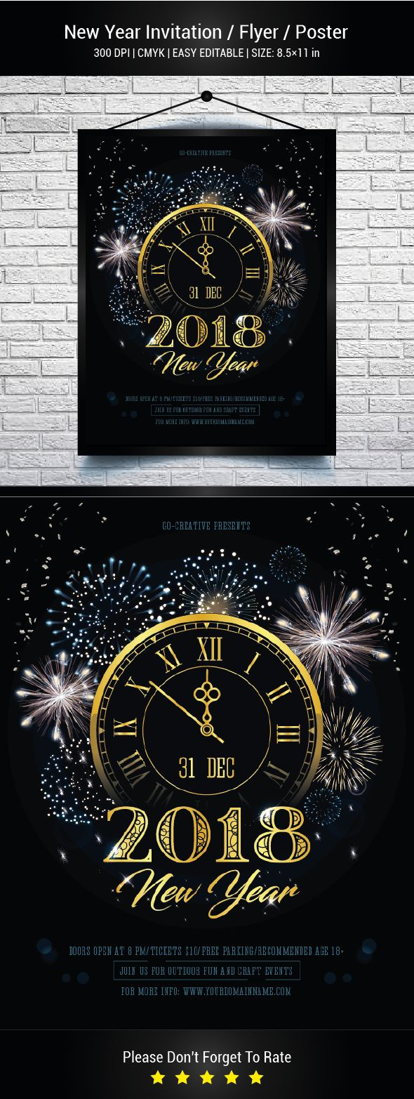 Best 25+ New years poster ideas on Pinterest | Happy new year ...