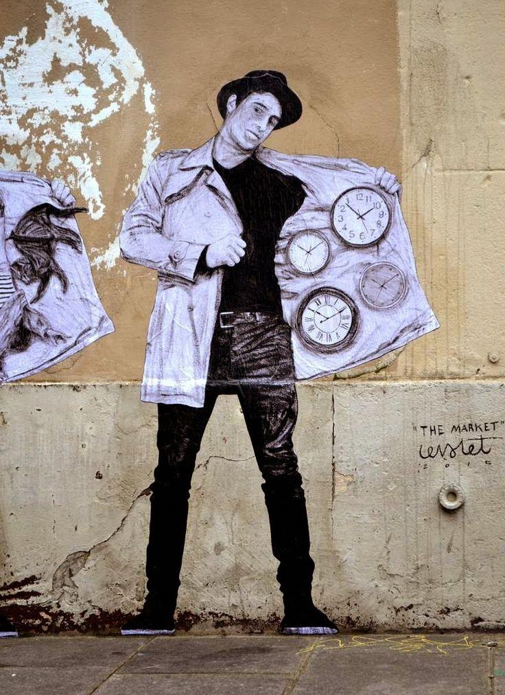 Levalet detail, Paris, 2015 http://restreet.altervista.org/levalet-si-muove-in-bilico-tra-la-poesia-e-la-denuncia-sociale/