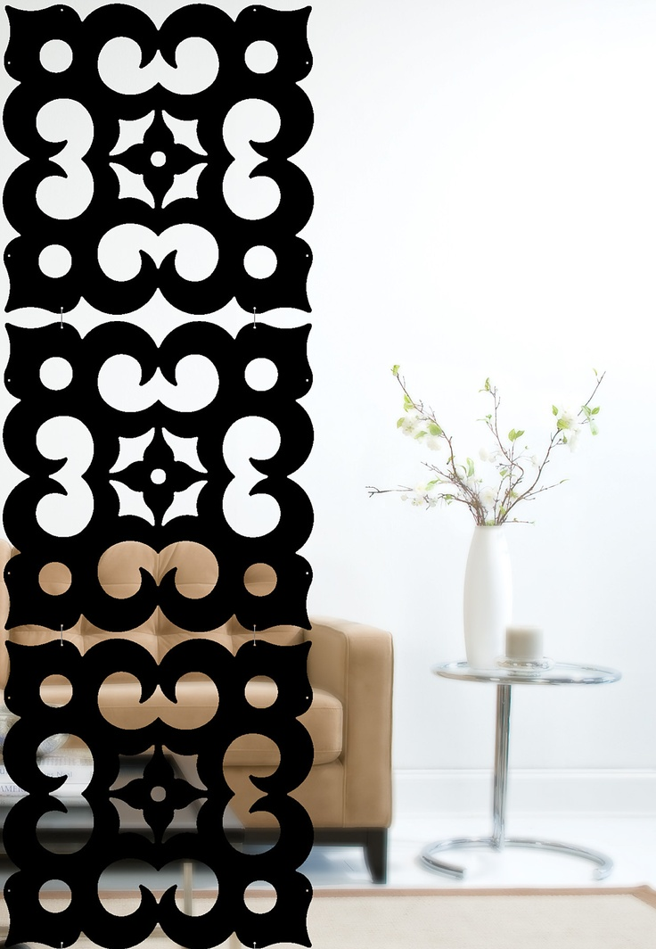 Sheets Casbah Decorative Room Panel. $23.99 for a 4-pack #room - 42 Best Room Dividers Images On Pinterest
