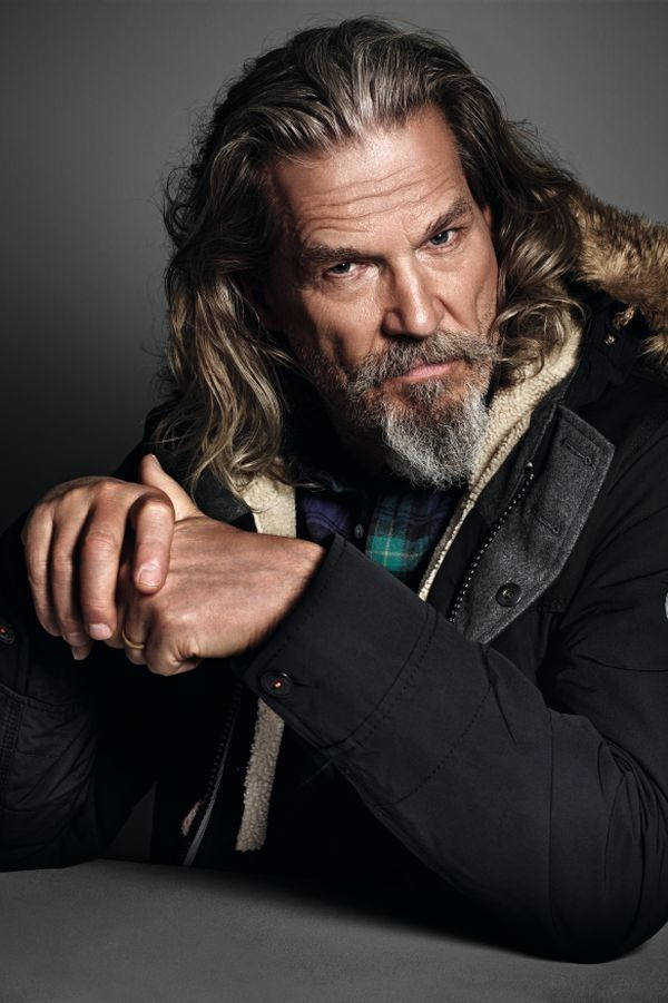 Jeff Bridges, another crush since I was but a wee girl. I saw Starman, and I  was done.