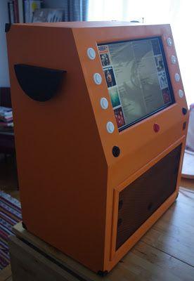 phil: Jukebox DIY : Raspberry Pi + Subsonic