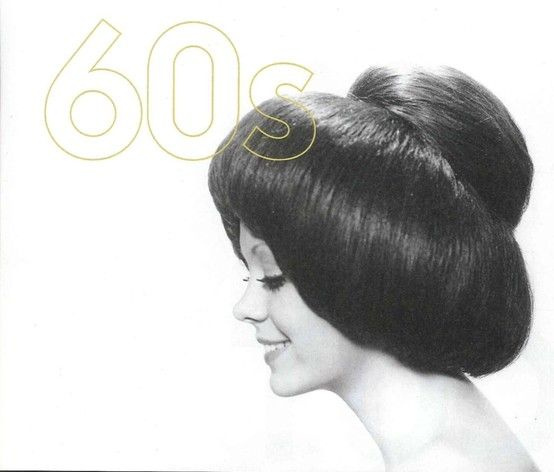 Original Toni & Guy #hairstyle from the #1960s - a typical #60s #chignon #ToniAndGuy