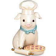 828215-Bakery Treats Pig Figurine