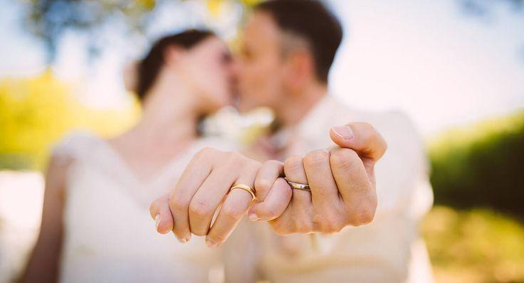 Photo de mariage originale par Studio Graou photographe dans l'Hérault