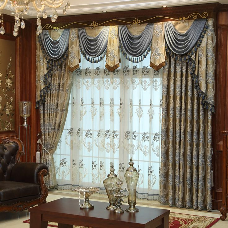Valances For Windows Living Rooms Cornice Boards