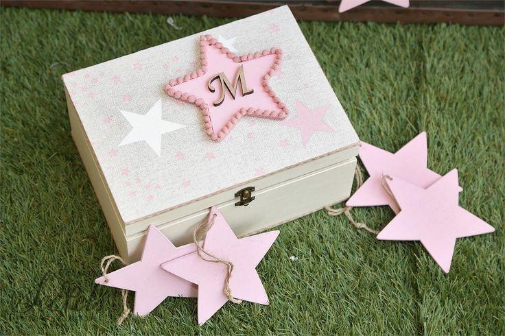 Picture of Κουτί για ευχές με αστεράκια