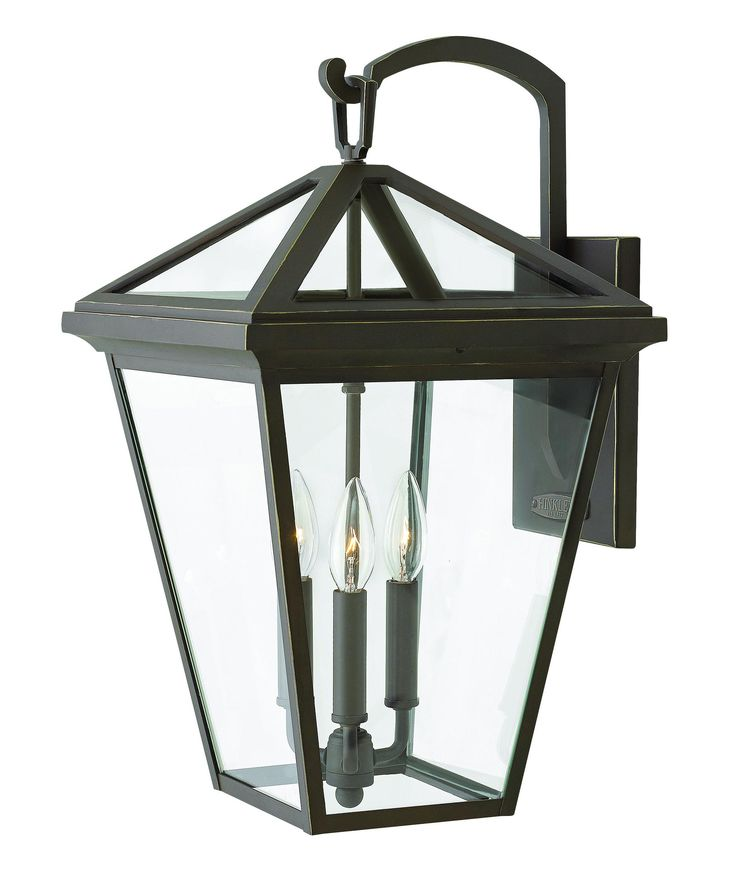 Hinkley lighting 2565 alford place 3 light outdoor wall light