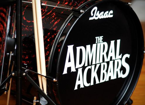 How To: Make a Custom Bass Drum Head (or my nephew gets the best birthday present ever)