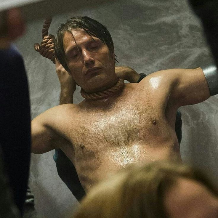 Hannibal порно