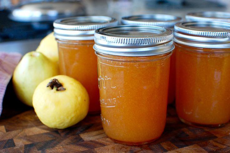 Homemade Guava Jam