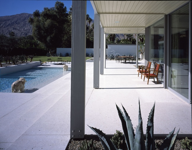Abernathy House in Palm Springs, William F. Cody architect, 1962 Julius  Shulman photo | Palm Springs | Pinterest | Palm springs, Palm and Architects