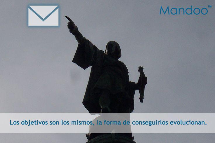 Historia del Email Marketing | http://blog.mandoocms.com/2013/08/28/historia-del-email-marketing/ .