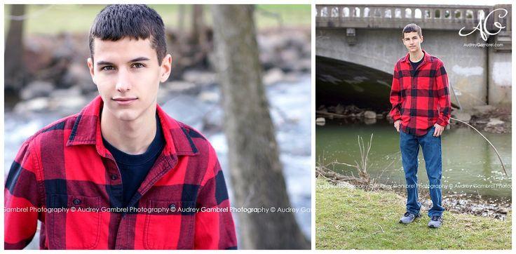Senior Boy, High School Senior, Spring Session