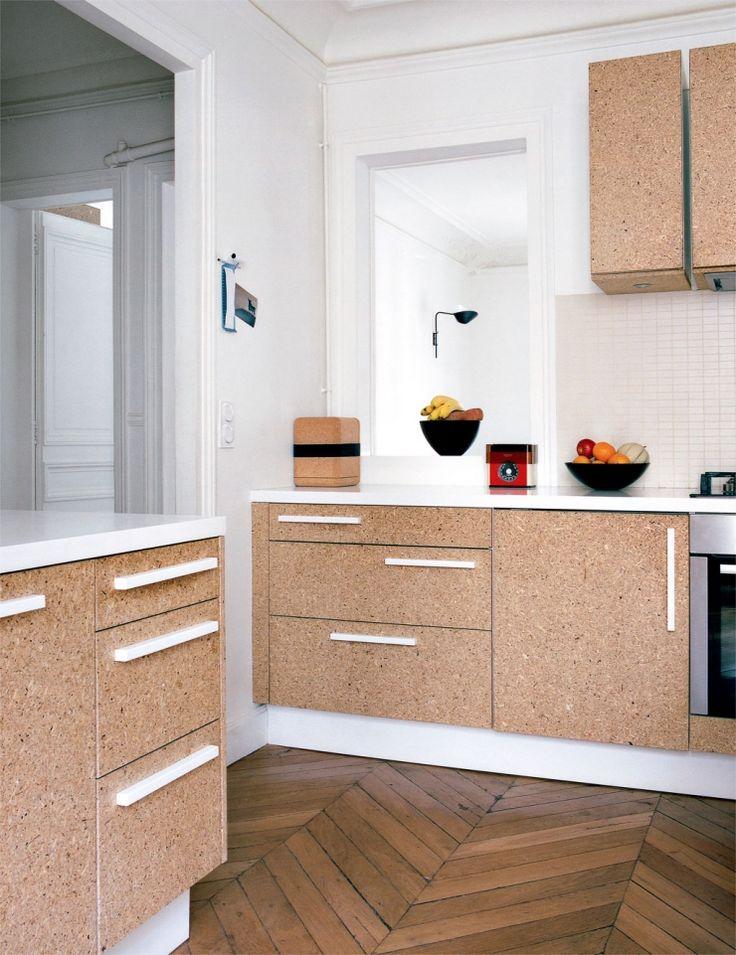 Parijs familiehuis vol meubels van spaanplaat