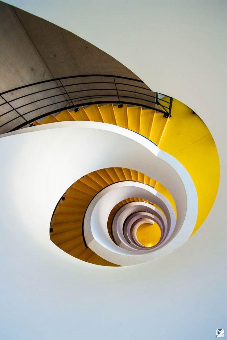 Shockwaves – Les superbes photographies d'architecture de Loïc Vendrame (image)