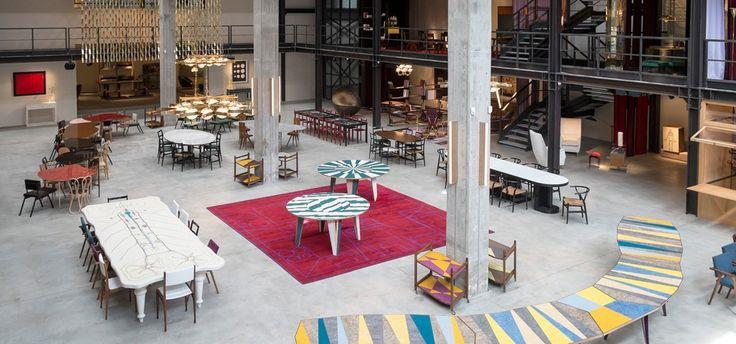 Things to do in Milan Design Week 2016 – 9 must-visit shops: NILUFAR Gallery,  Viale Vincenzo Lancetti, 34